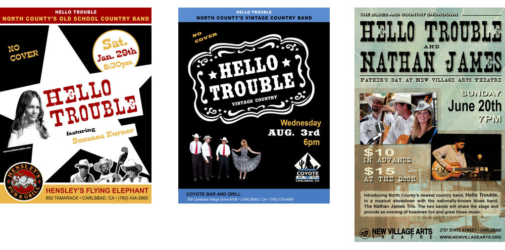 hello-trouble-posters
