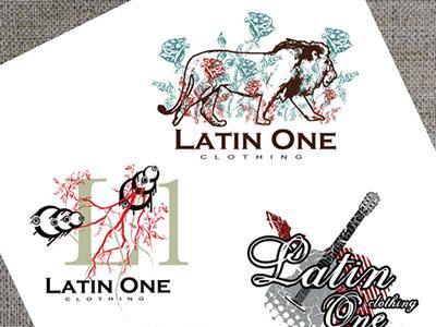 Branding : Latin One Clothing