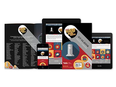 Award Show Branding: NAMM Top 100 Dealer Awards